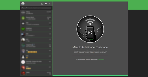 Whatsapp Web | DarkGreen | @JaviertINC
