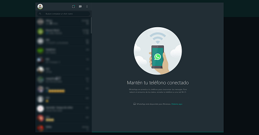 Whatsapp Web | DarkDefault | @JaviertINC